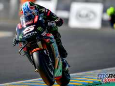 Johann Zarco tops MotoGP Le Mans qualifying for Pole
