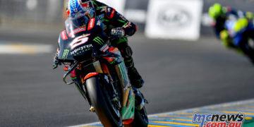 Johann Zarco tops MotoGP Le Mans qualifying for Pole