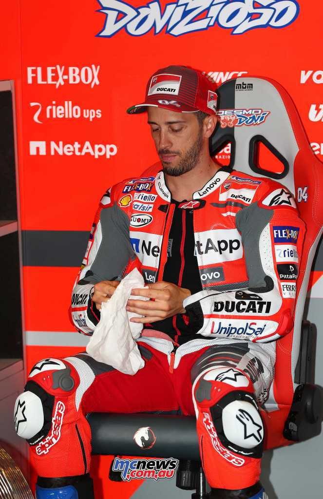 MotoGP 2018 - Round Four - Jerez - Andrea Dovizioso - Image by AJRN