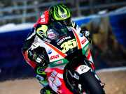 Cal Crutchlow topped day one at Jerez