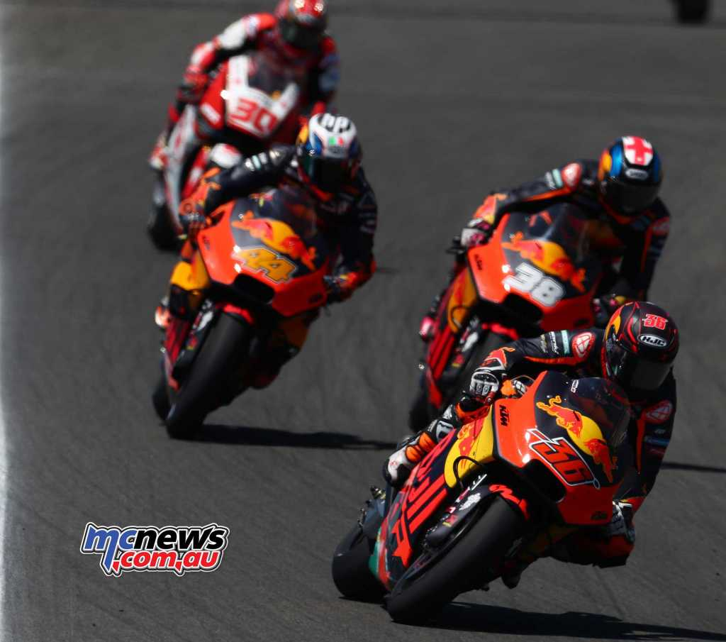 MotoGP 2018 - Round Four - Jerez - KTM are coming... - Image by AJRN
