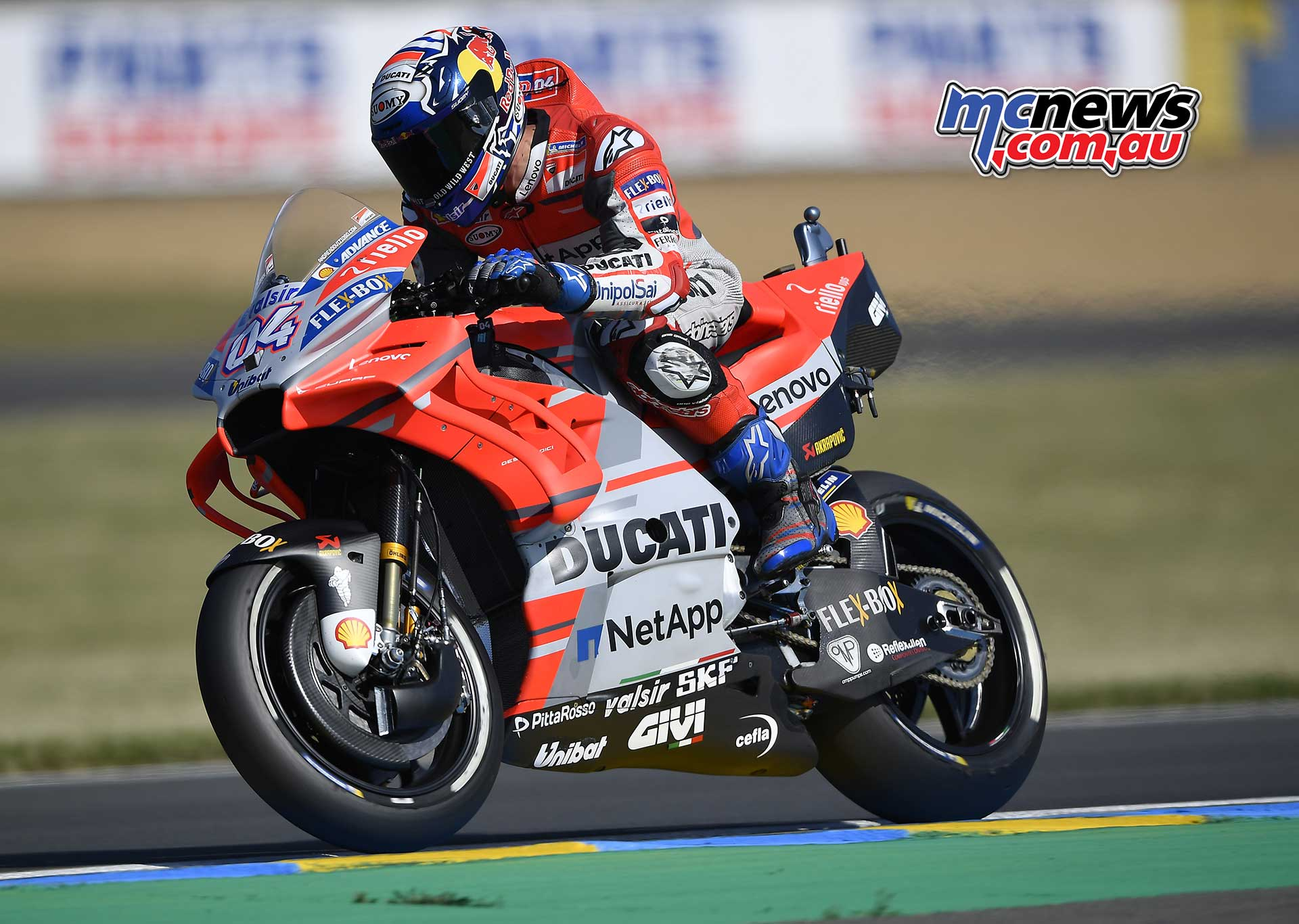 ducati and dovi lead friday practice at le mans. Black Bedroom Furniture Sets. Home Design Ideas