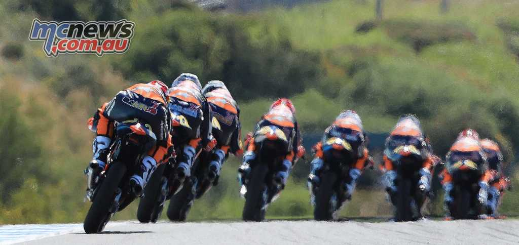 Red Bull Rookies at Jerez