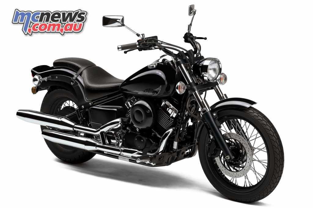 2018 Yamaha XVS650 Custom