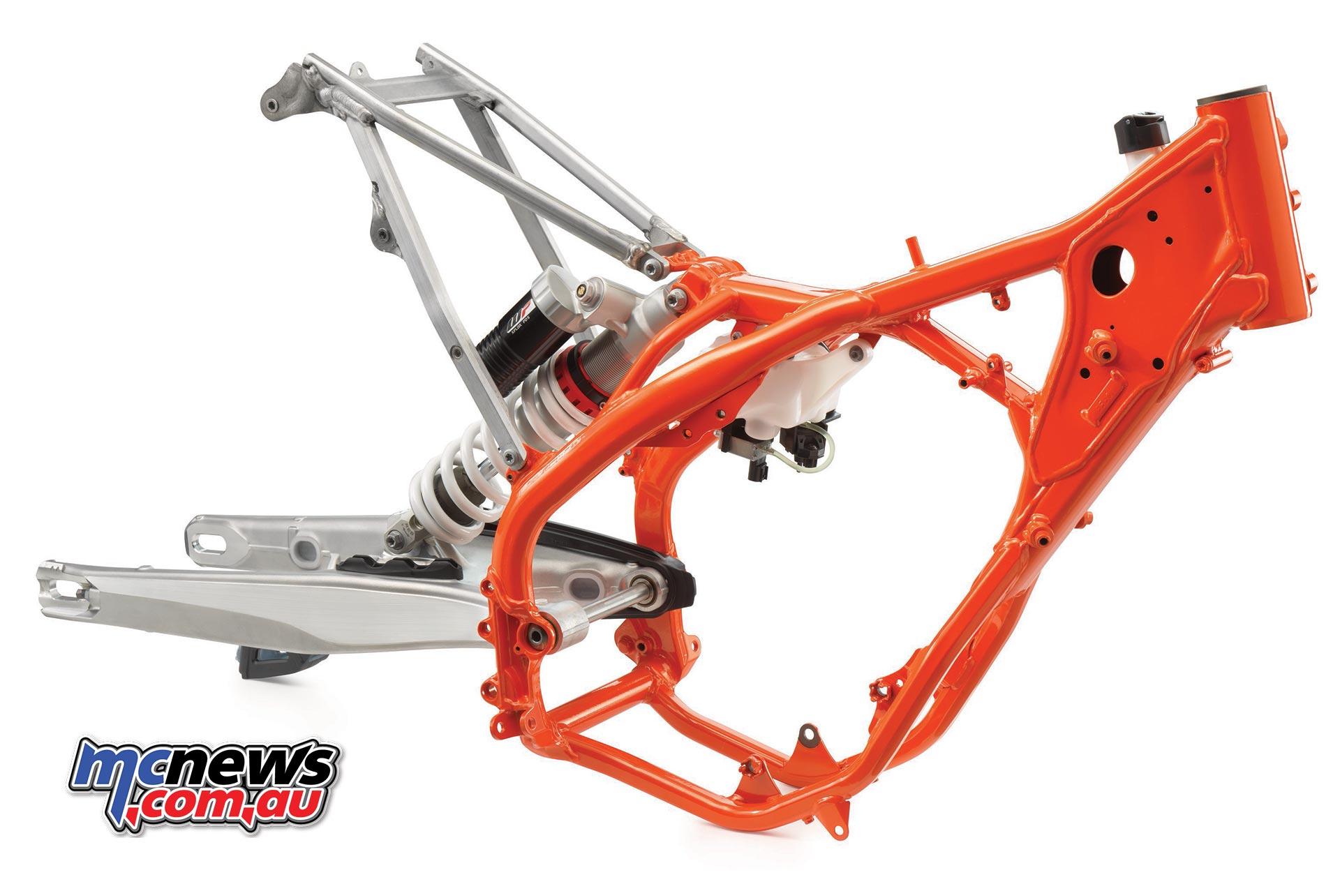 First look at 2019 KTM EXC Enduro Range   MCNews com au