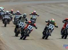 Jeffrey Carver Jr won the Springfield Mile I AFT Twins main event