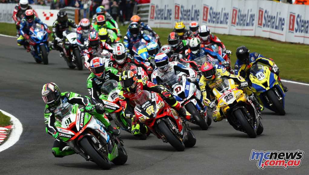 BSB arrives in Oulton Park for Round 3