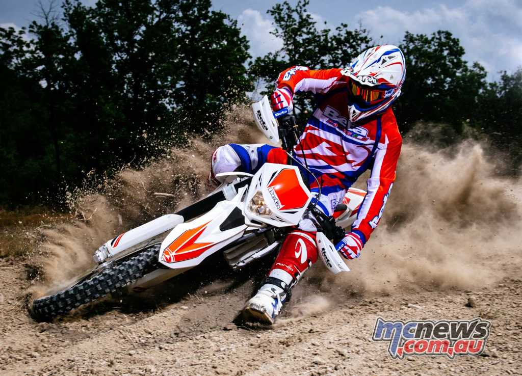 Beta has runs on the board in the enduro sector