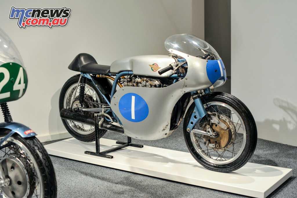1960 Hailwood 350 Desmo