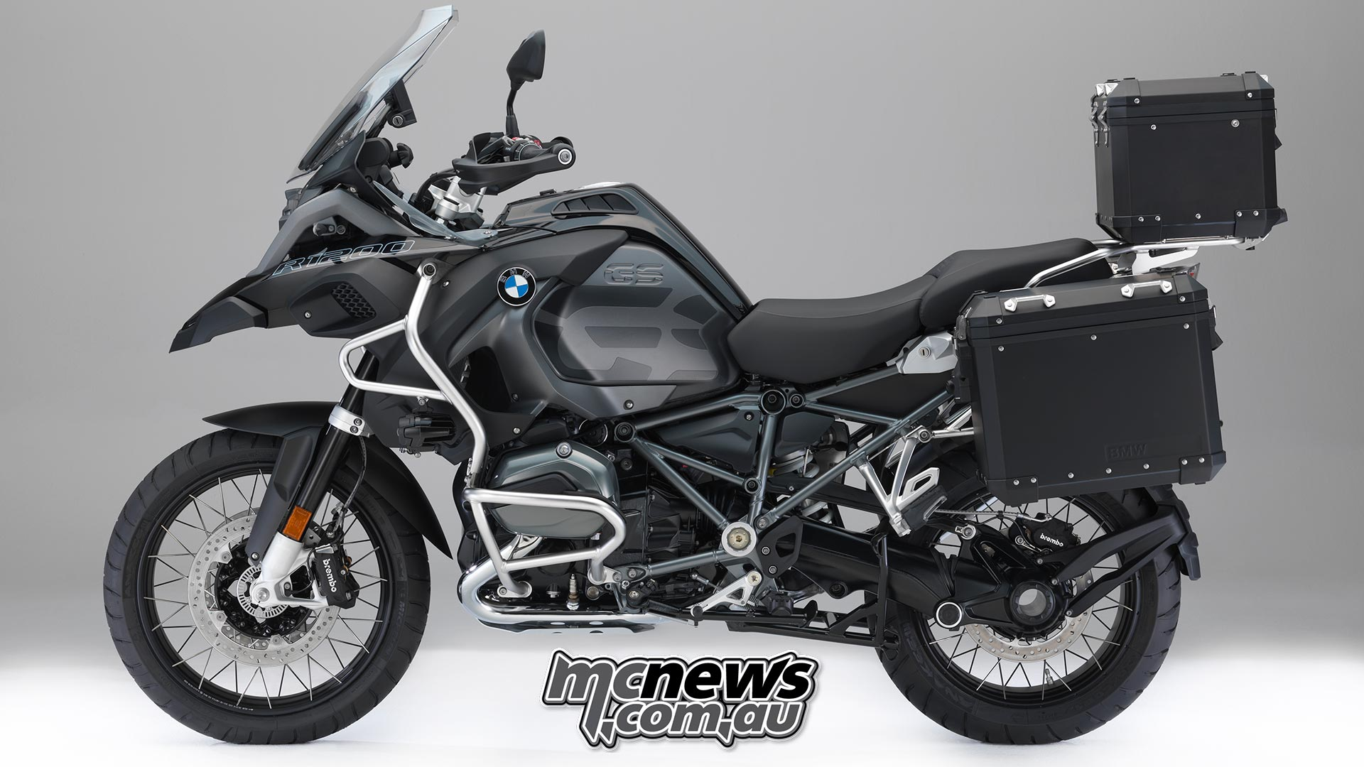 'Edition Black' BMW accessories coming for R 1200 GS ...