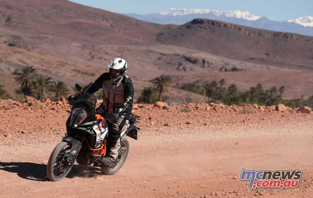 Trev on the KTM 1290 Super Adventure R