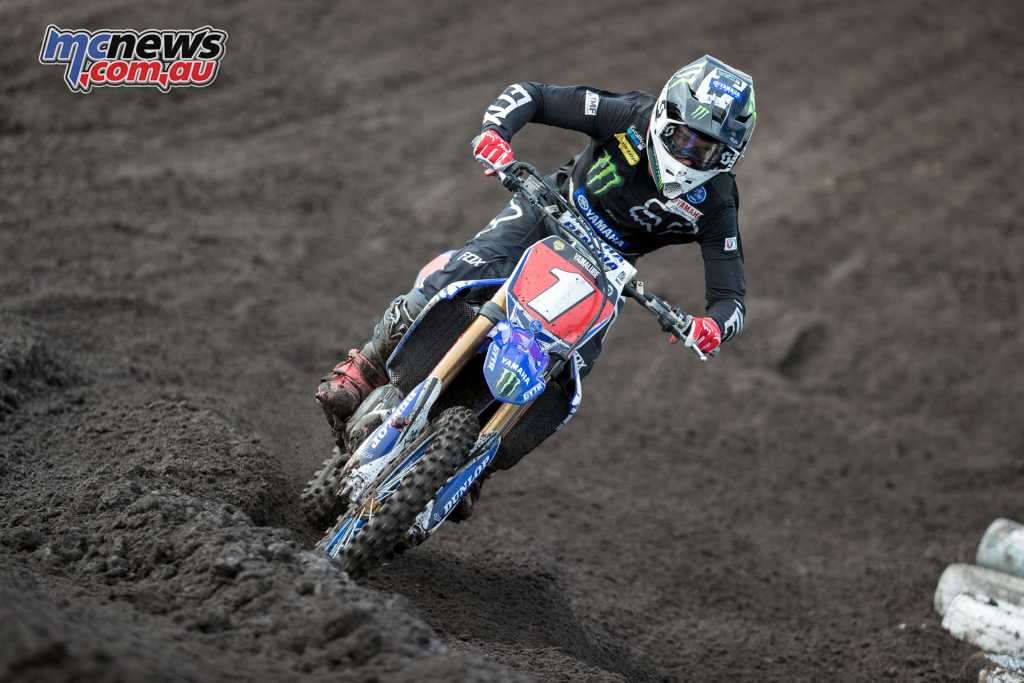 Dean Ferris continued his MX Nationals domination