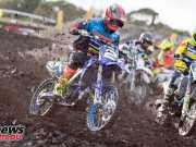 Wilson Todd took the MX2 Round 4 win, and the MX2 lead at Wonthaggi