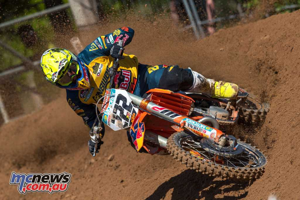 Tony Cairoli made an amazing come-back in qualifying