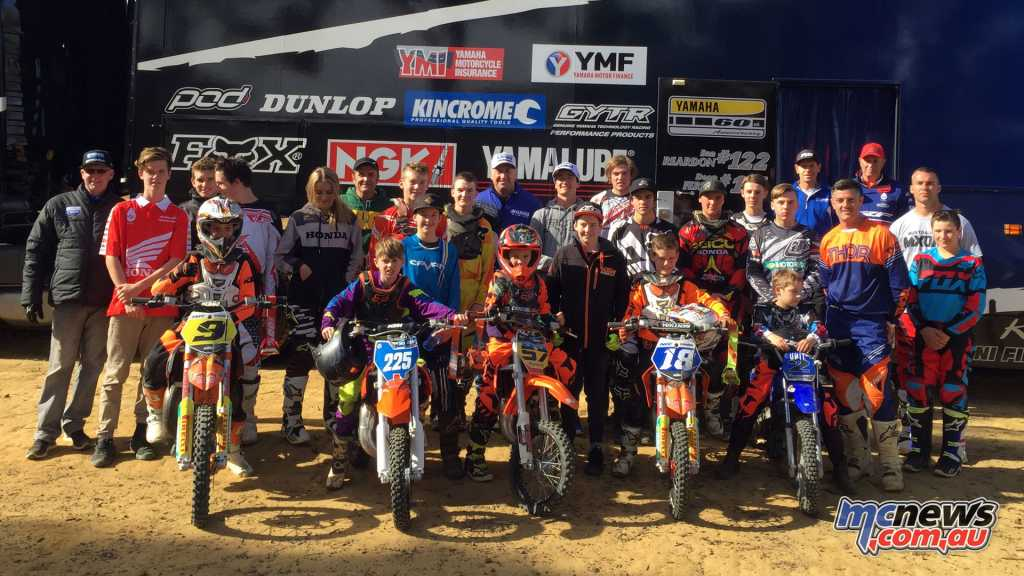 The MXoN Development Clinic returns in 2018, raising money for the MXoN team