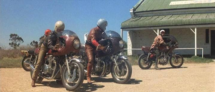Bertrand Cadart helped Mad Max director George Miller modify the motorcycles in the Mad Max movie with his fairings that were marketed under his company La Parisienne