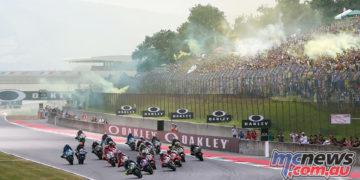 MotoGP returns to Mugello in 2018