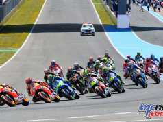MotoGP heads to Gran Premio Red Bull de Espana at Jerez