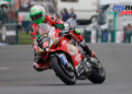 Glenn Irwin proved unbeatable in the North West 200 Superbikes