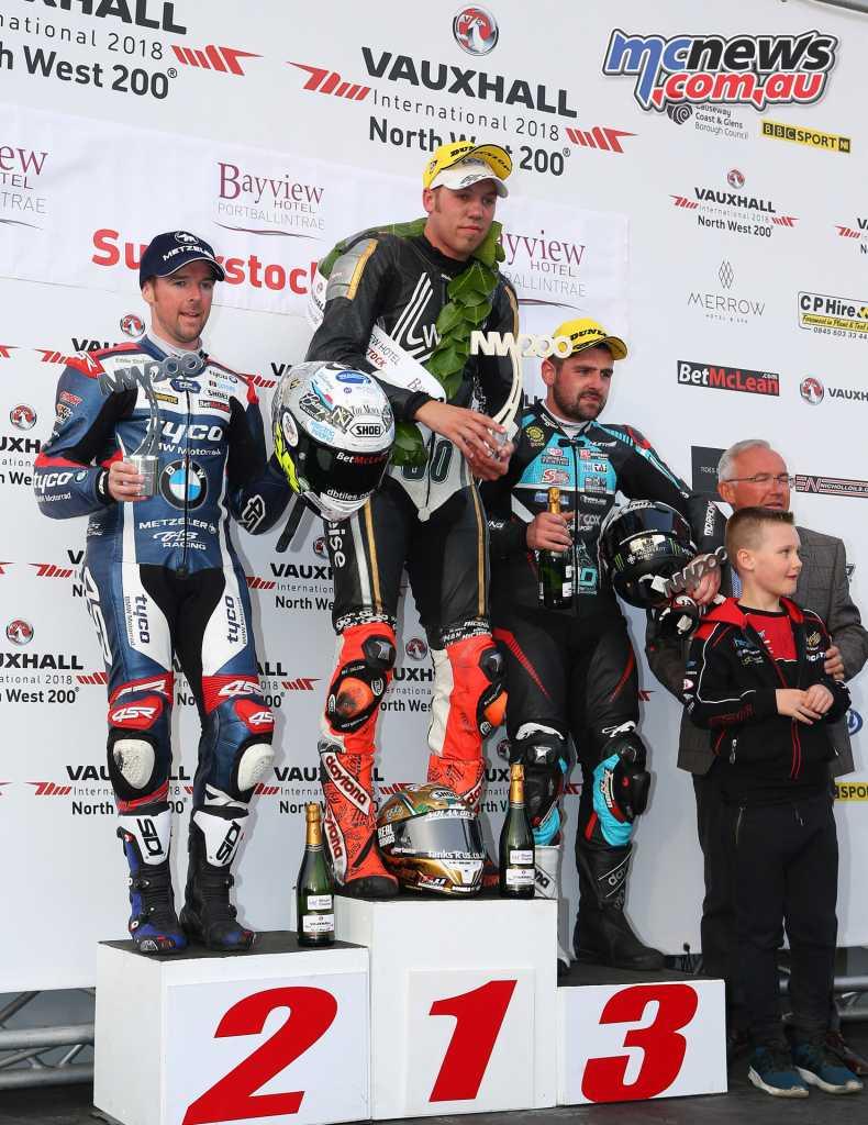Superstock Saturday Podium