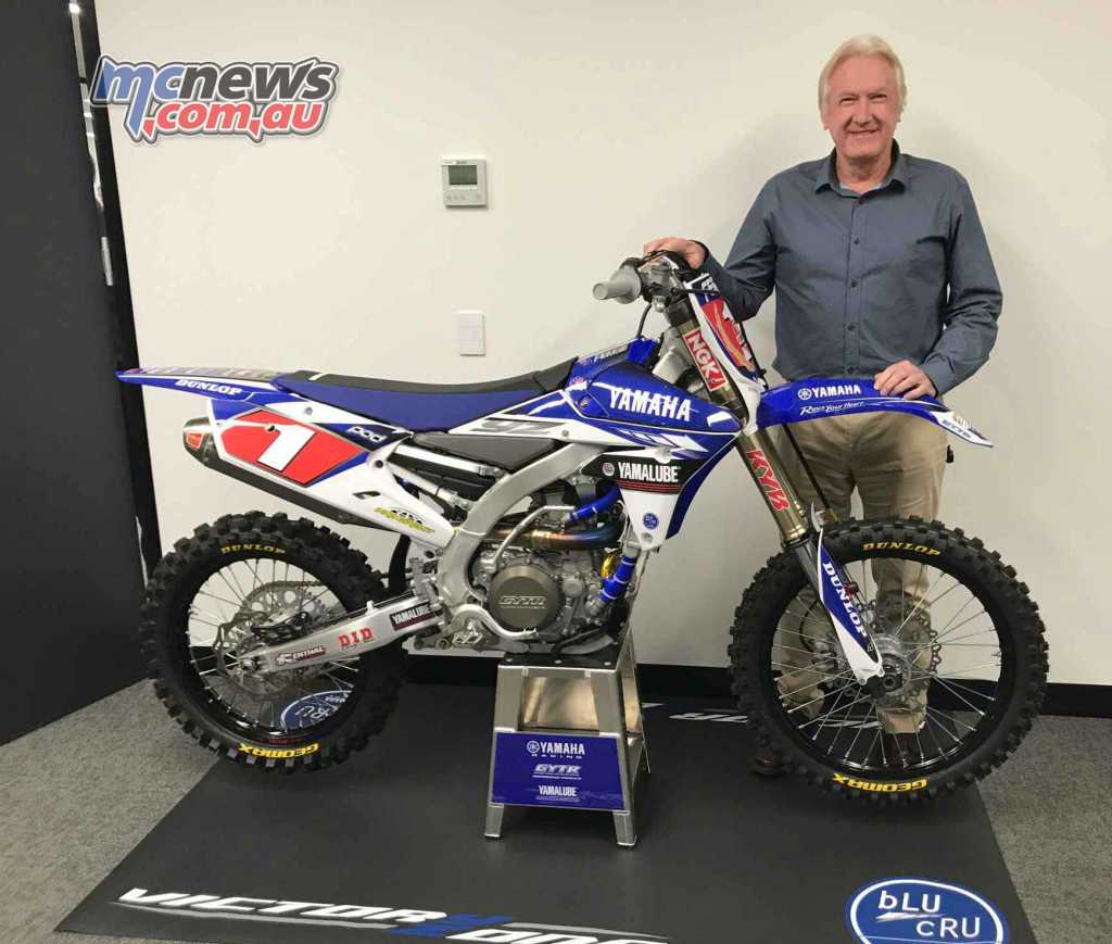 Steve Cotterell was the dominant driving force behind Yamaha Australia for longer than most people can remember.