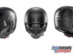Ficeda introduce the Shark S-Drak Helmet