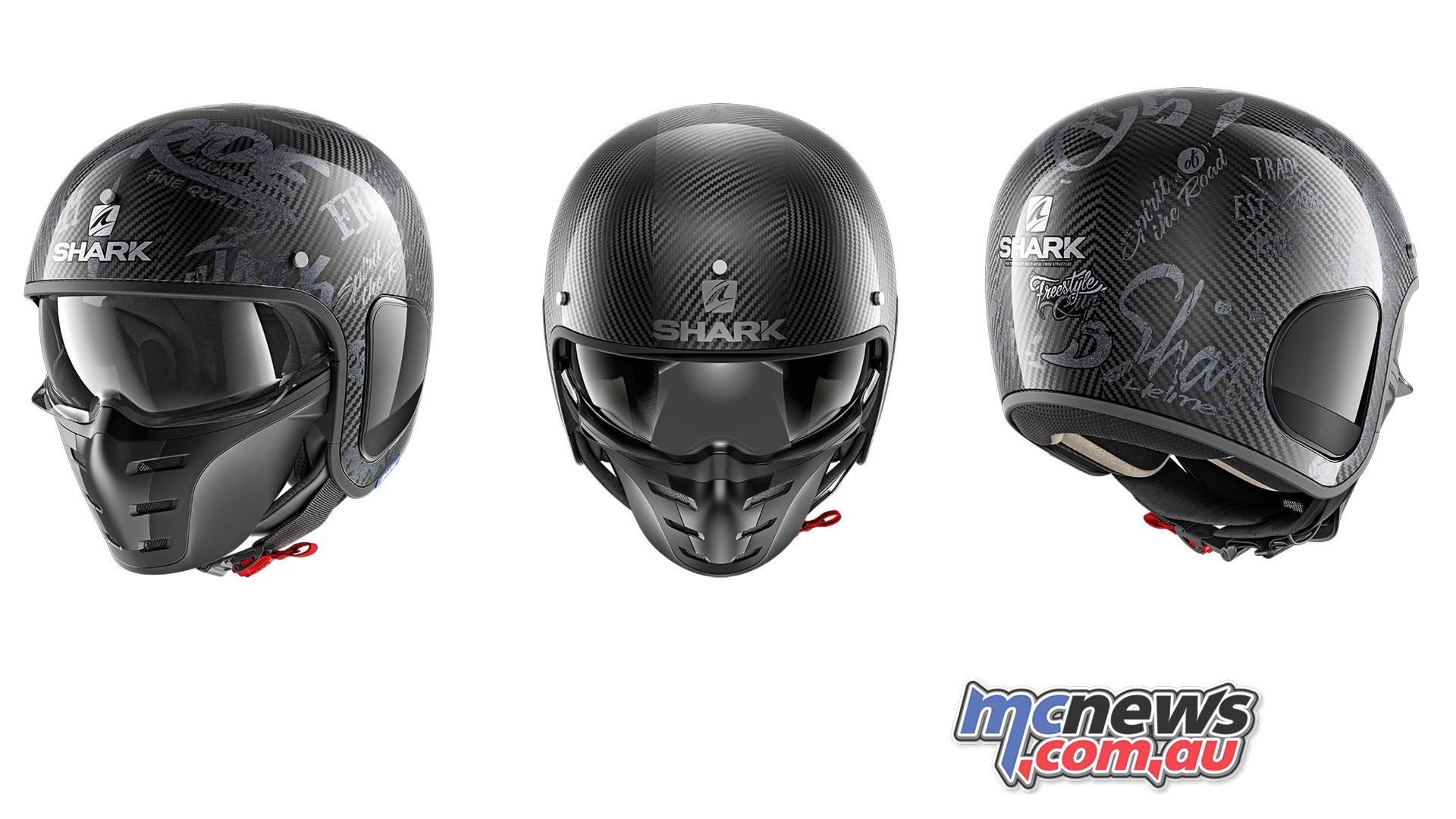 Ficeda introduce Shark S-Drak Helmet | MCNews com au