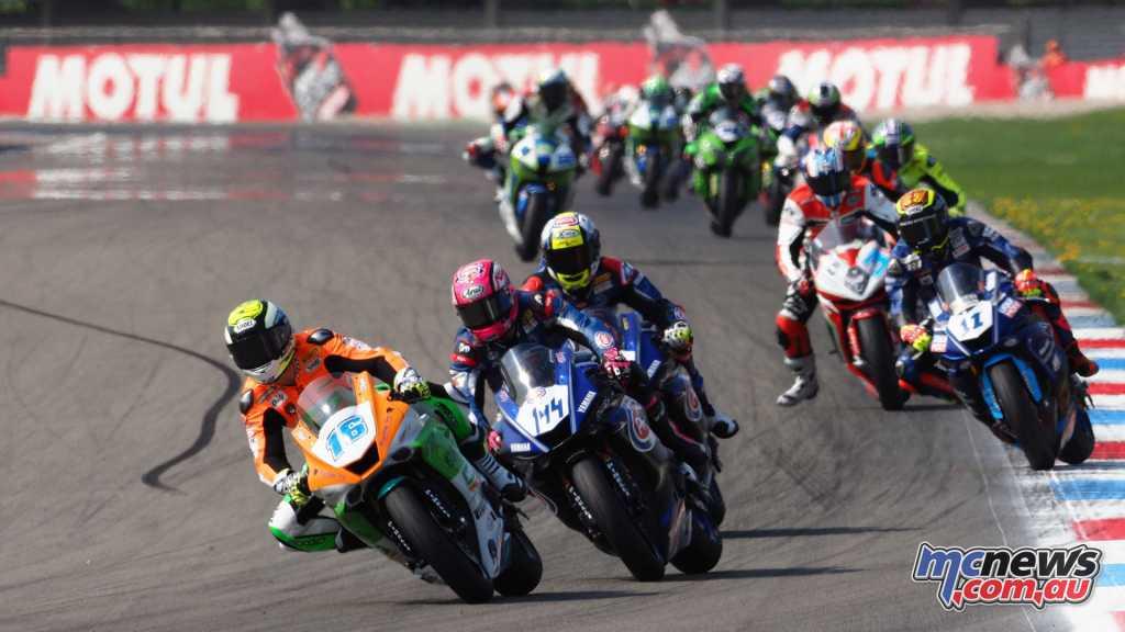 World Supersport returns with Lucas Mahias a favourite
