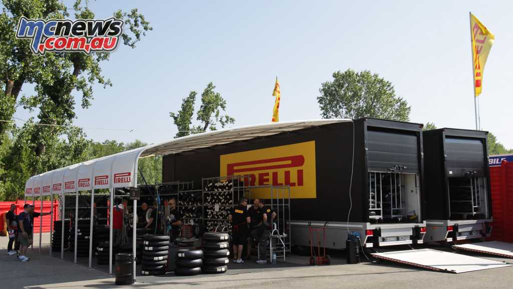 Pirelli at Imola WorldSBK