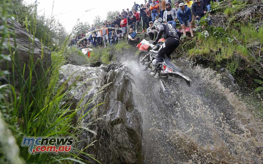 World Enduro Super Series - Round One - Extreme XL Lagares in Portugal - Alex Salvini