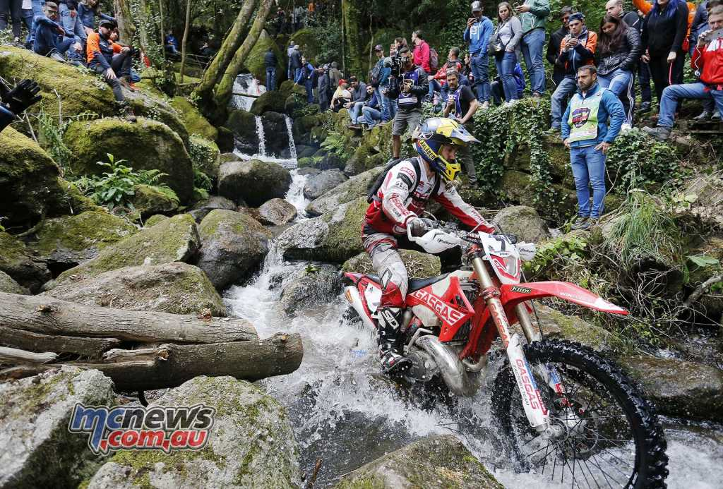 World Enduro Super Series - Round One - Extreme XL Lagares in Portugal - Lars Enockl