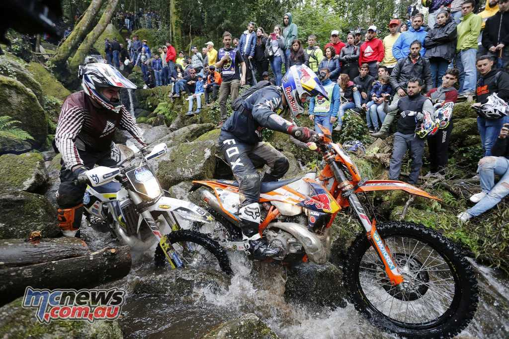 World Enduro Super Series - Round One - Extreme XL Lagares in Portugal - Manuel Lettenbichler