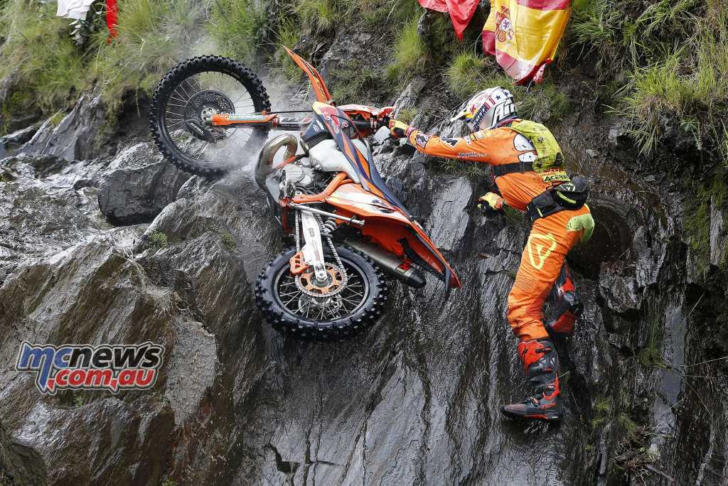 World Enduro Super Series - Round One - Extreme XL Lagares in Portugal - Nathan Watson