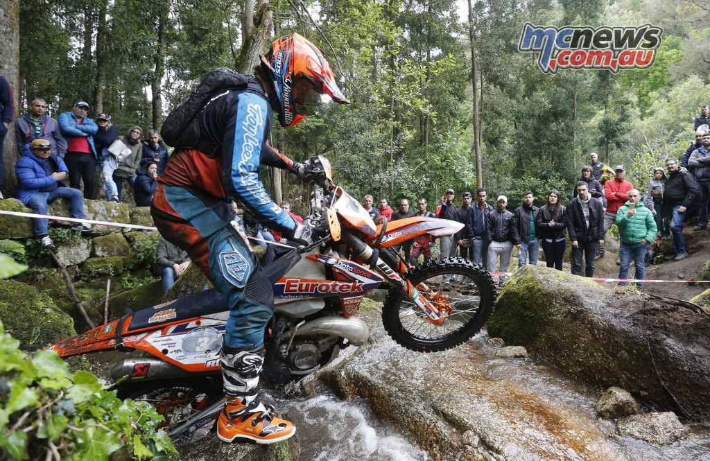 World Enduro Super Series - Round One - Extreme XL Lagares in Portugal - Paul Bolton