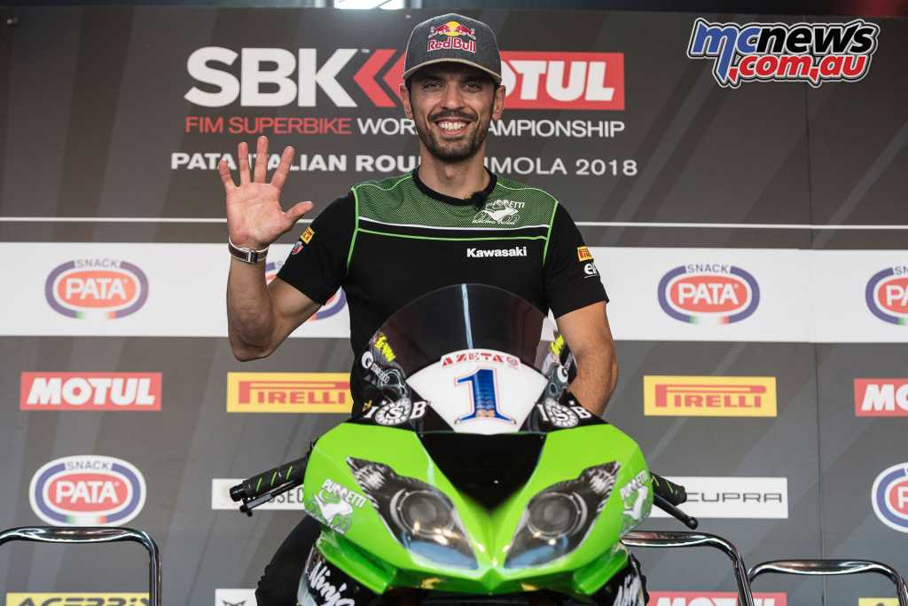 Kenan Sofuoglu made his final racing farewells, choosing not to race at Imola due to his injuries and not wanting to effect the championship results