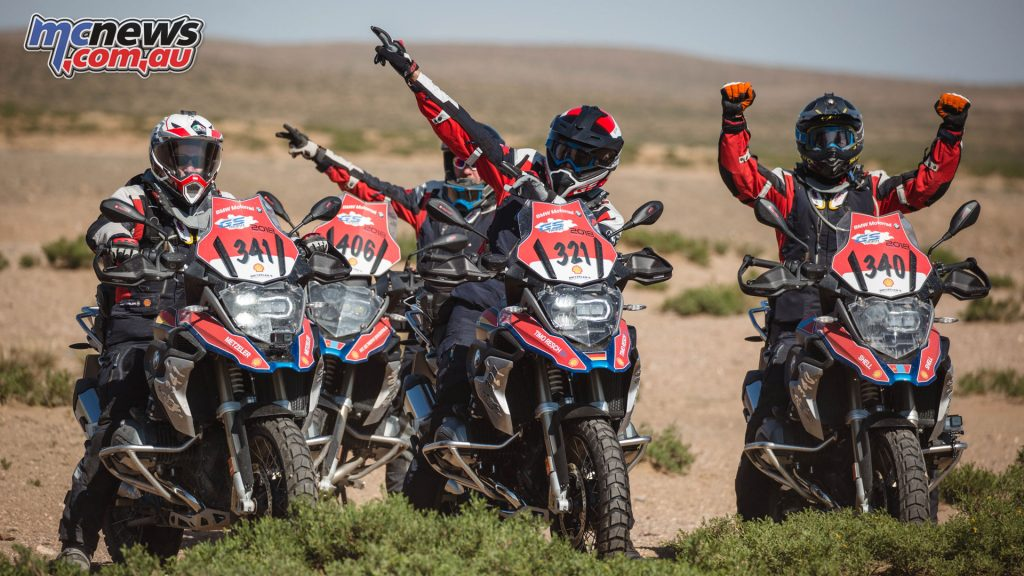 2018 BMW International GS Trophy Central Asia - Day 1