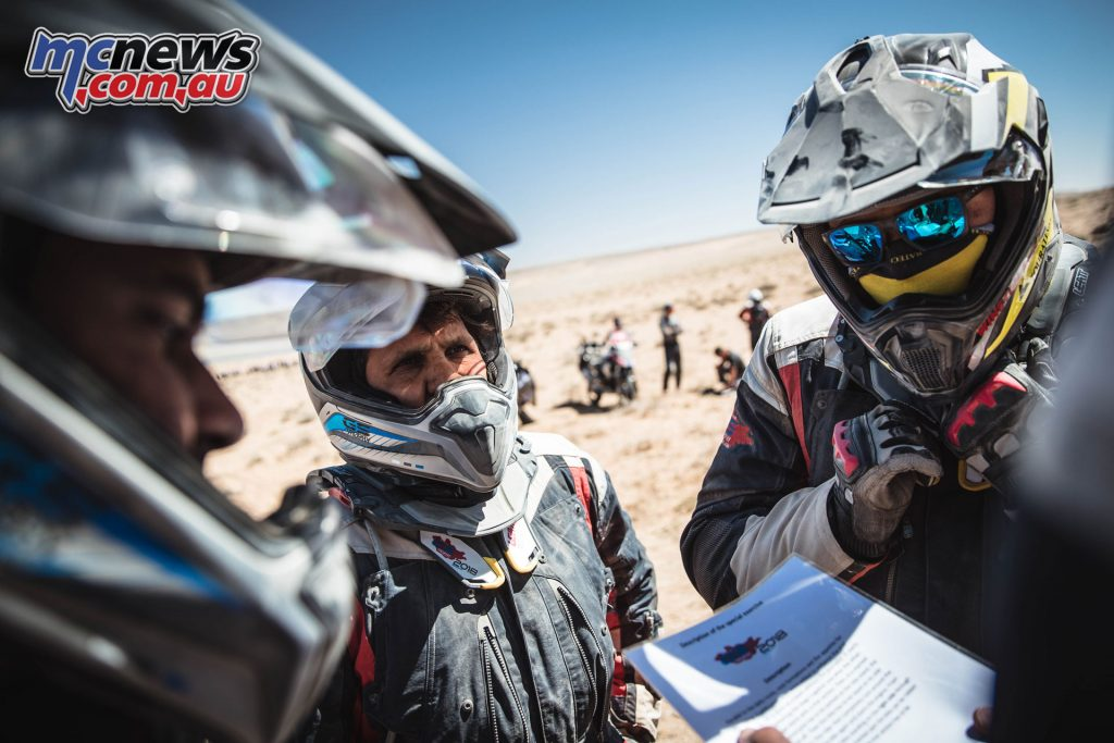 2018 BMW International GS Trophy Central Asia - Day 2
