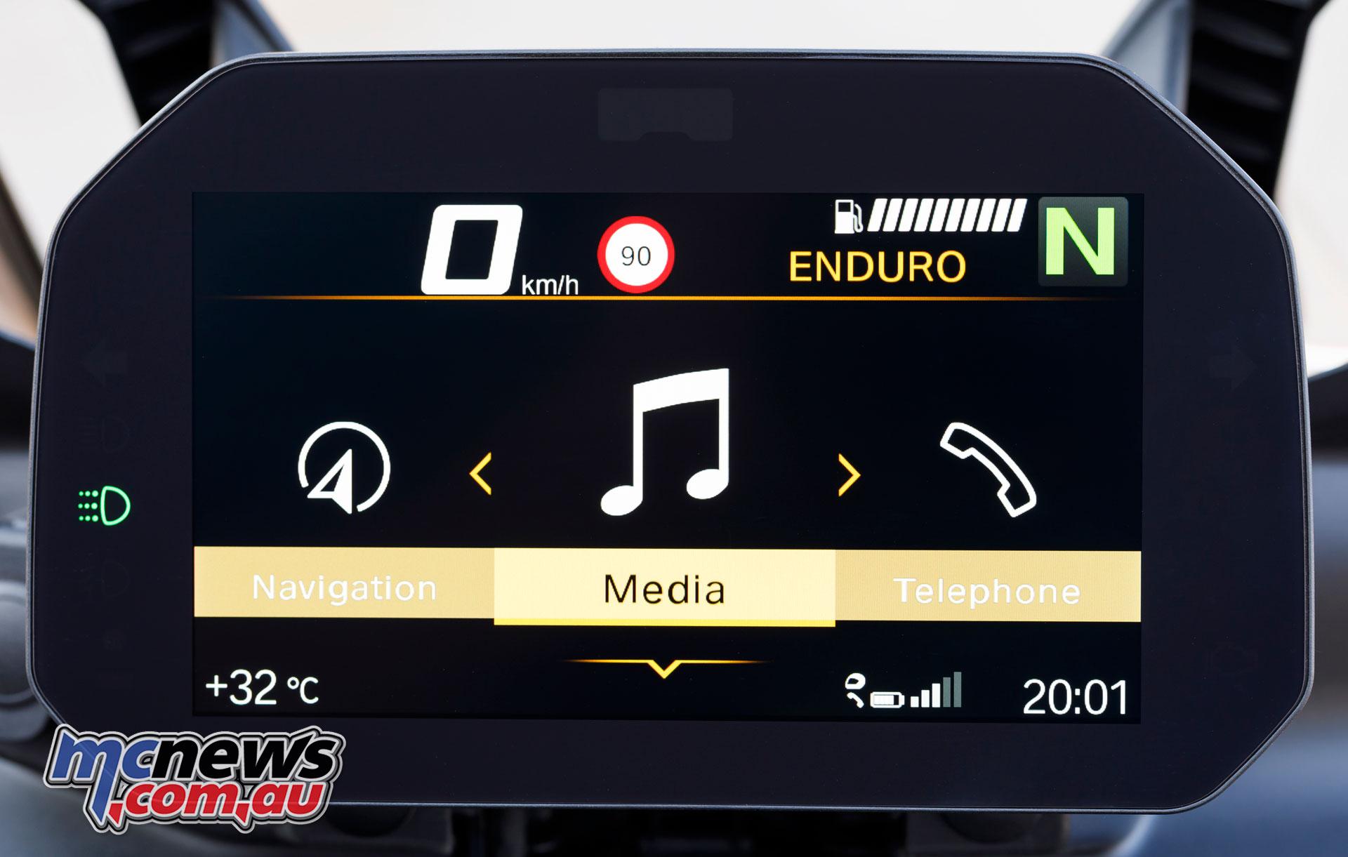BMW Motorrad digital accessories | Nav & Comms | MCNews com au