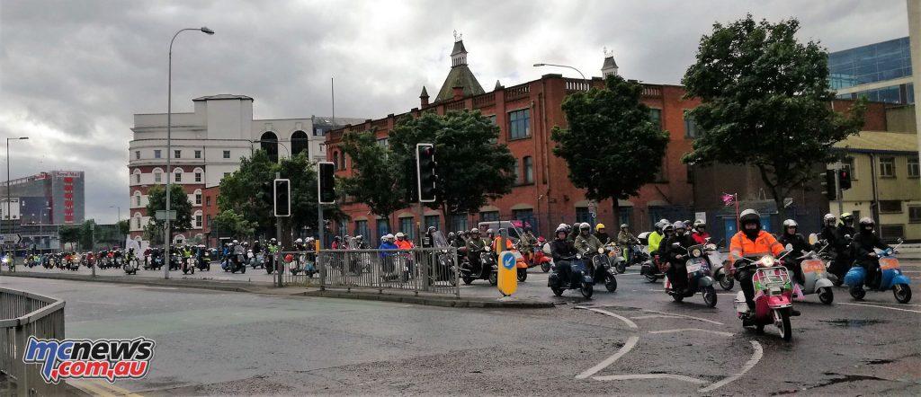 2018 Vespa World Days - Belfast