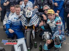 Michael Dunlop wins 2018 RST Superbike TT