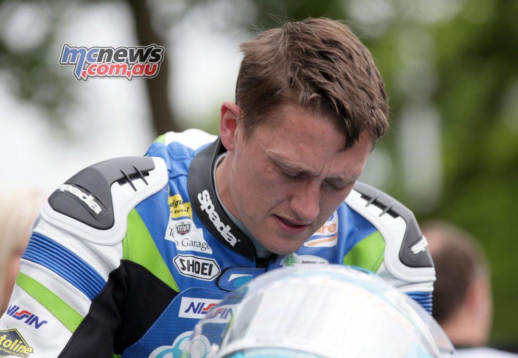 Dean Harrison - 2018 RST Superbike TT - Image Dave Kneen