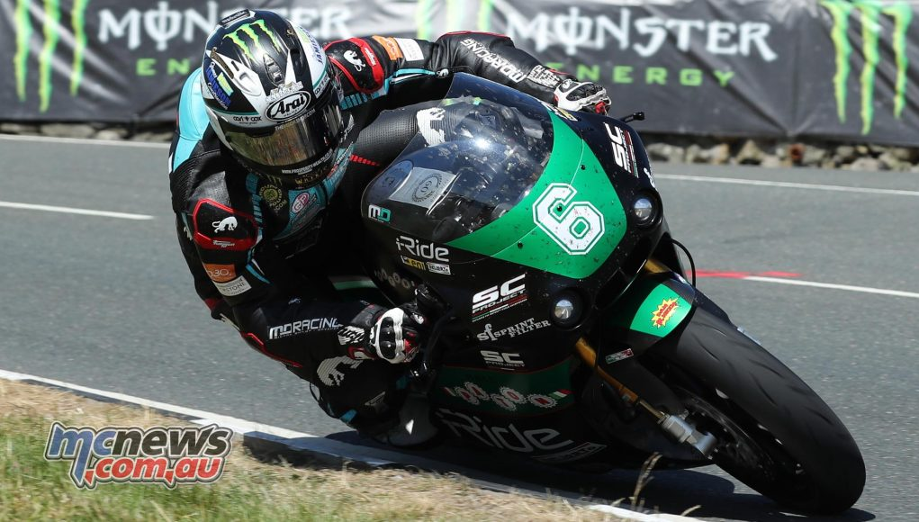 Michael Dunlop now with 18 TT wins to his name