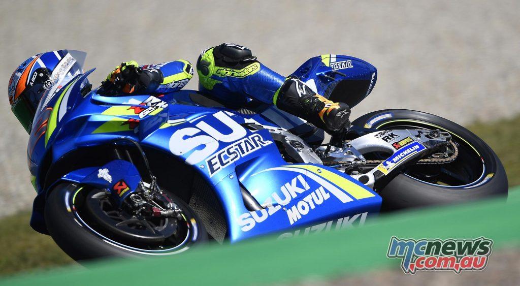 MotoGP Assen Fri Alex Rins