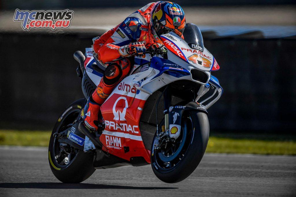 MotoGP Assen Fri Jack Miller