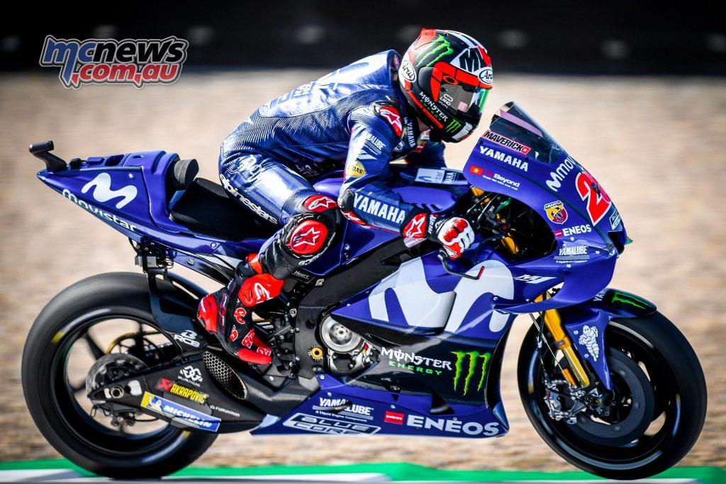 MotoGP Assen Fri Maverick Vinales