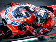 Jorge Lorenzo quick out of the blocks at Catalunya