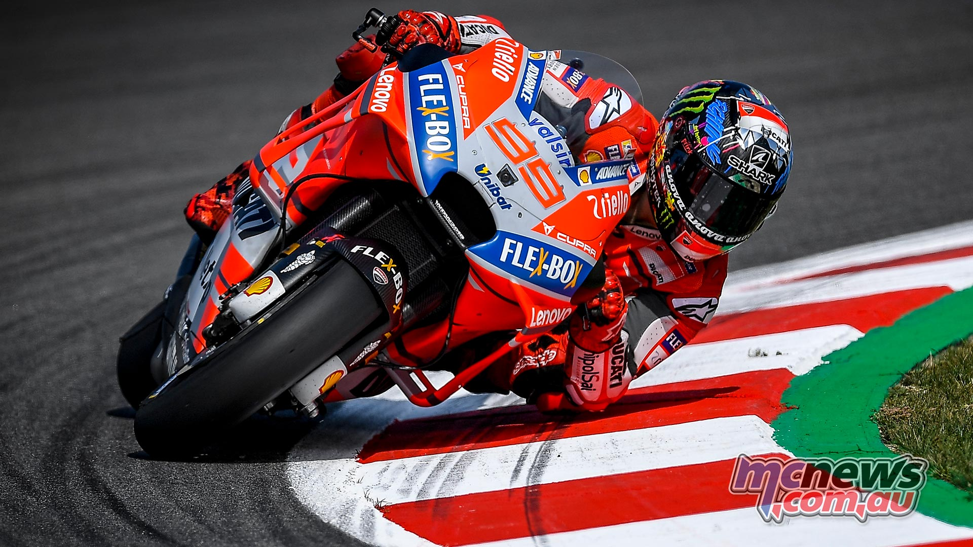 Home Motorcycle Racing MotoGP. Jorge Lorenzo on pole for  CatalanGP 3d28de9410a