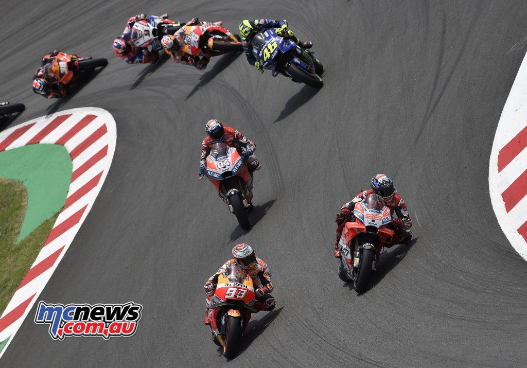 2018 Catalunya MotoGP