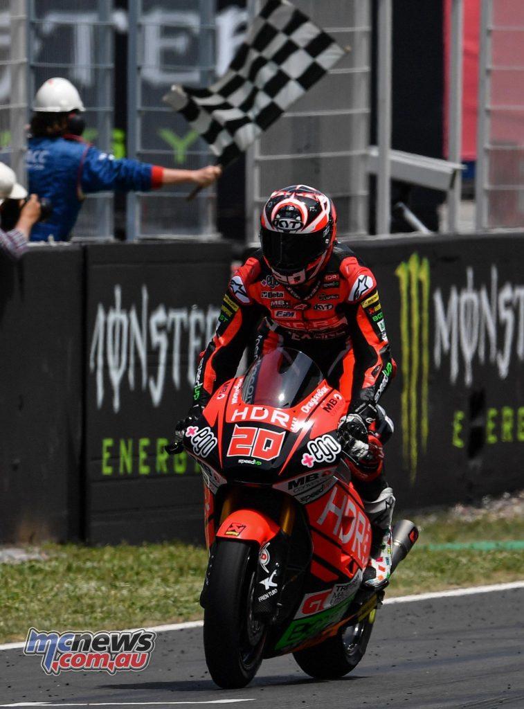 Fabio Quartararo (HDR – Speed Up Racing)