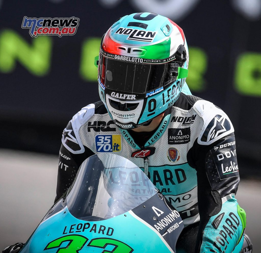 Enea Bastianini (Leopard Racing)